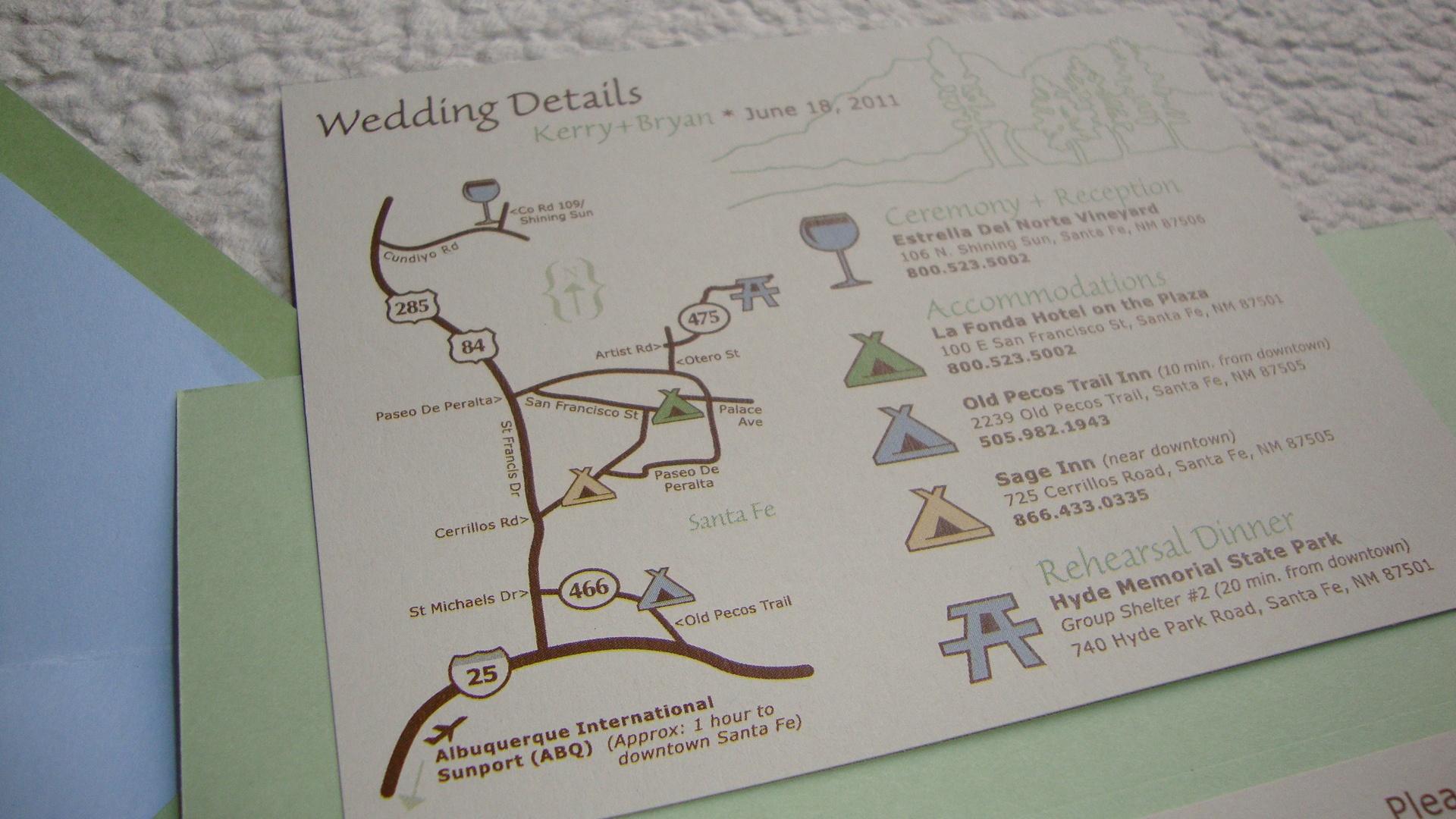 Map For Wedding Invitation ~ Wedding Invitation Collection - Free Printable Wedding Maps