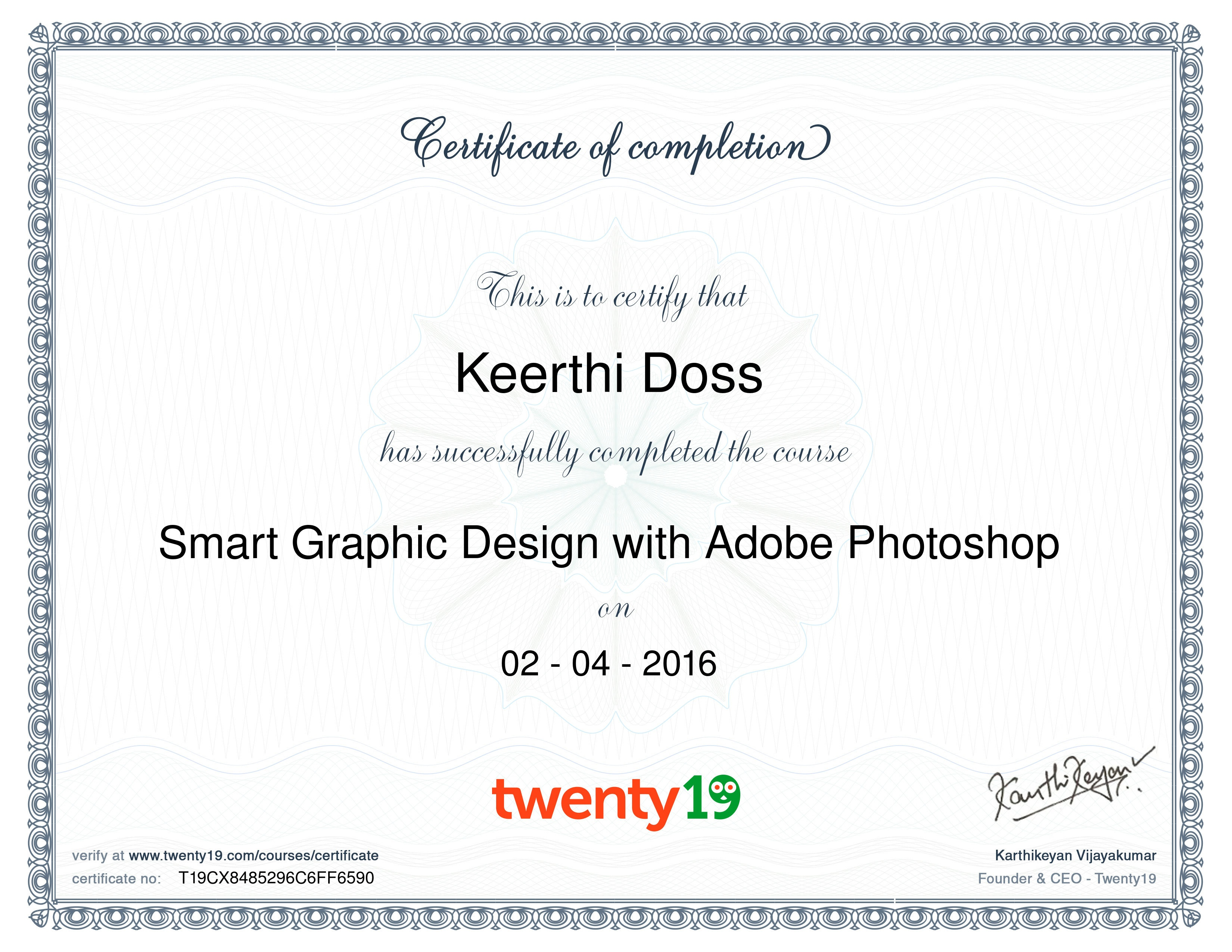 Marketing-Adobe Certified Expert In Photoshop -Certificate Template - Free Printable Wrestling Certificates