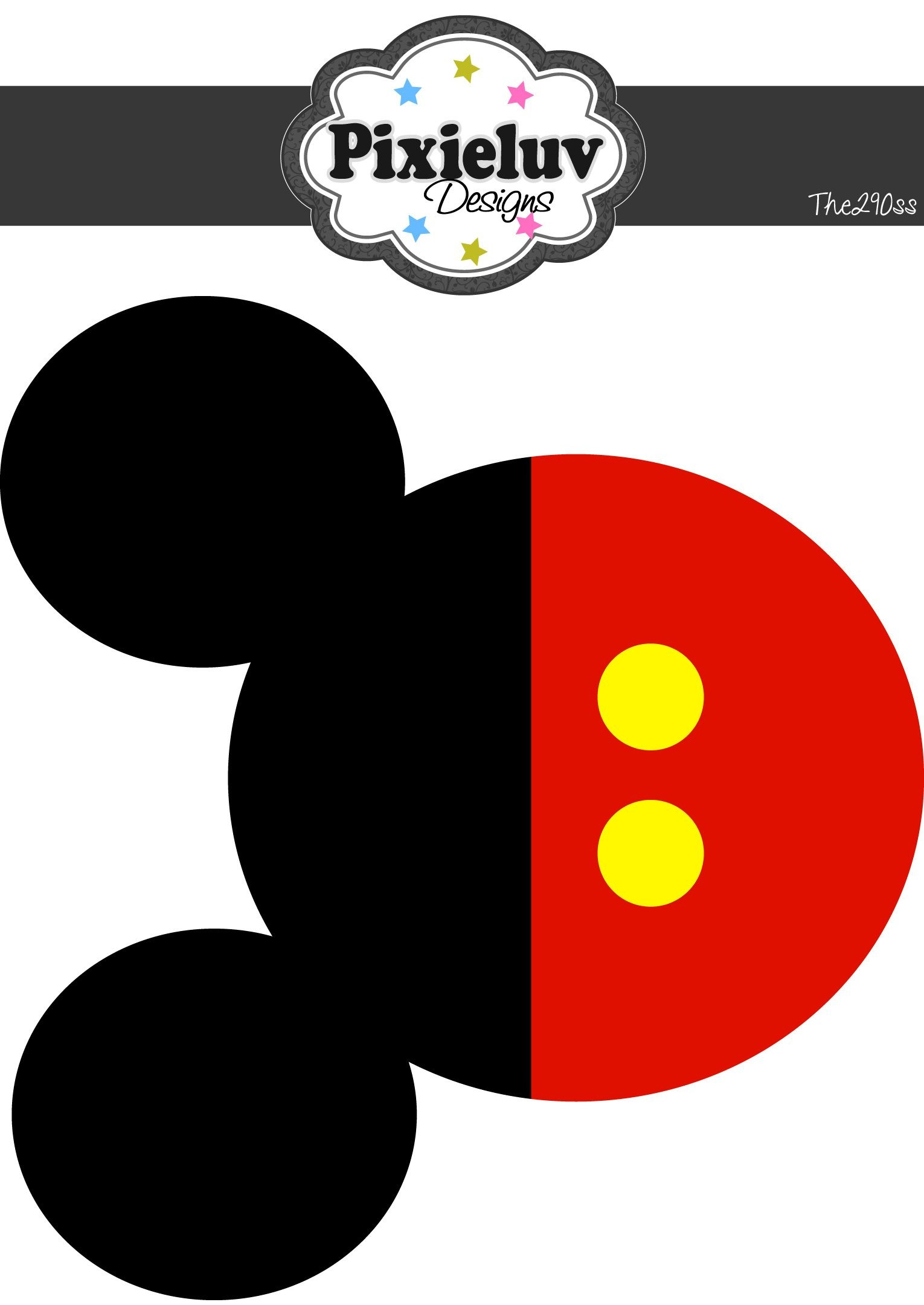 Mickey Mouse Birthday Banner Free Printables.i Am Sure I Could - Free Mickey Mouse Printable Templates
