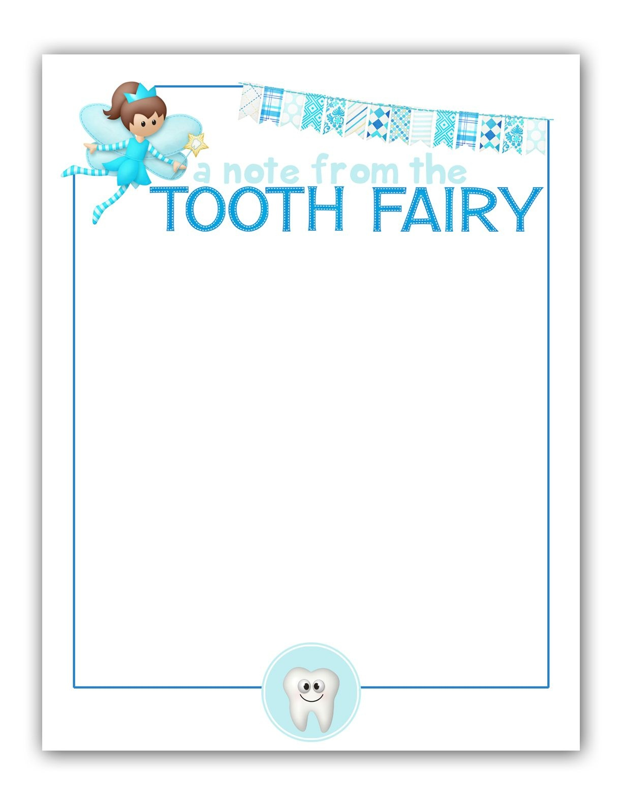 M K Designs Blog: Tooth Fairy Stationary - Free Printable   Tooth - Free Printable Tooth Fairy Pictures