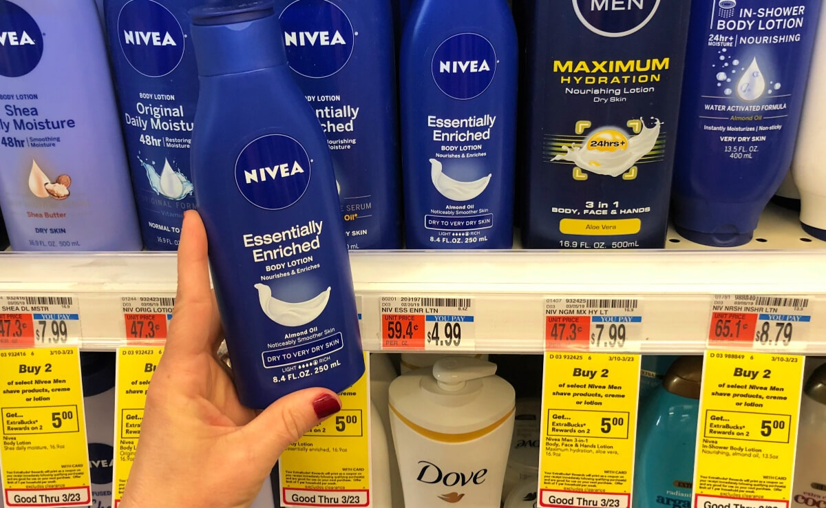 Money Maker + Up To 2 Free Nivea Body Lotions At Cvs! |Living Rich - Free Printable Nivea Coupons