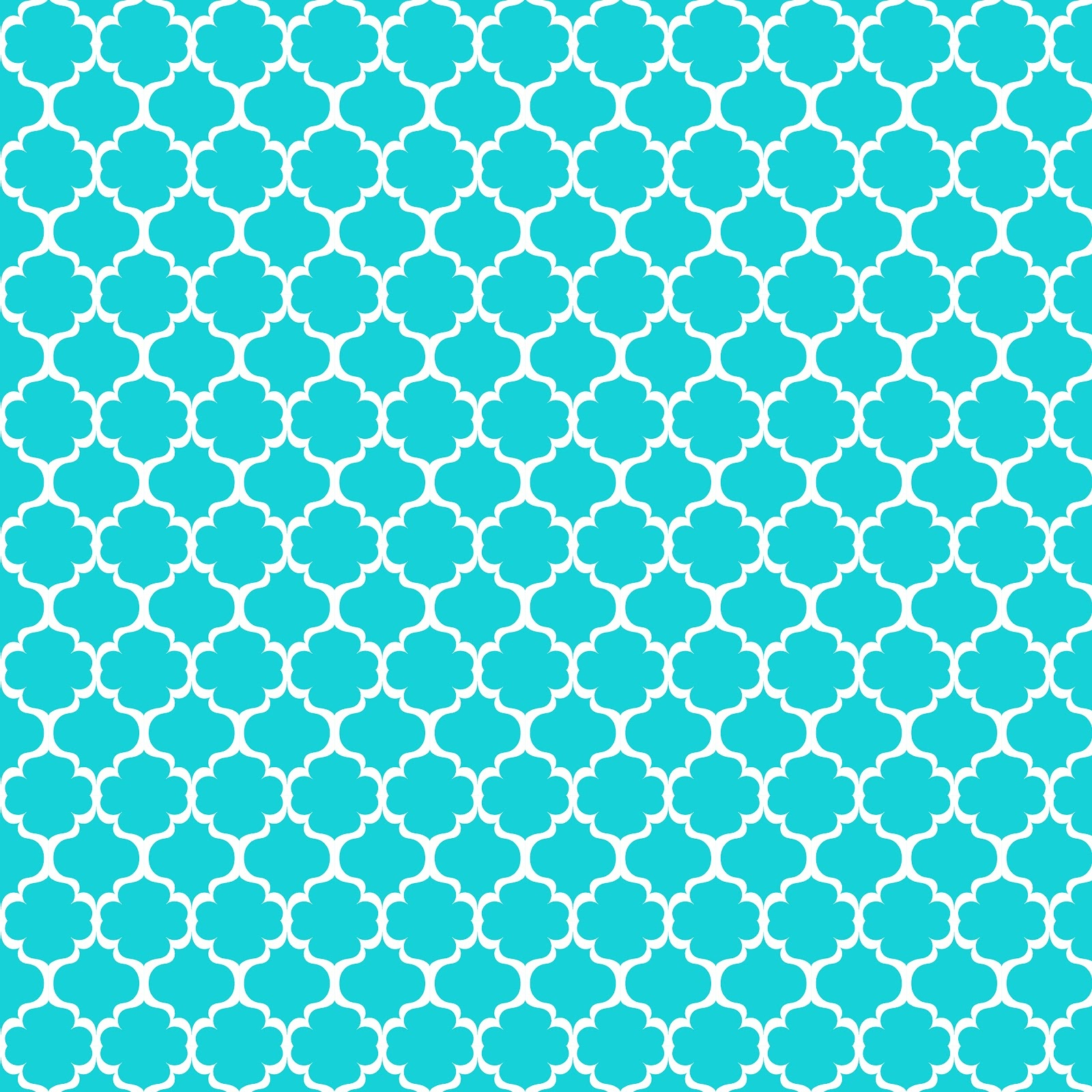 More Free Printable Patterns! - Free Printable Moroccan Pattern