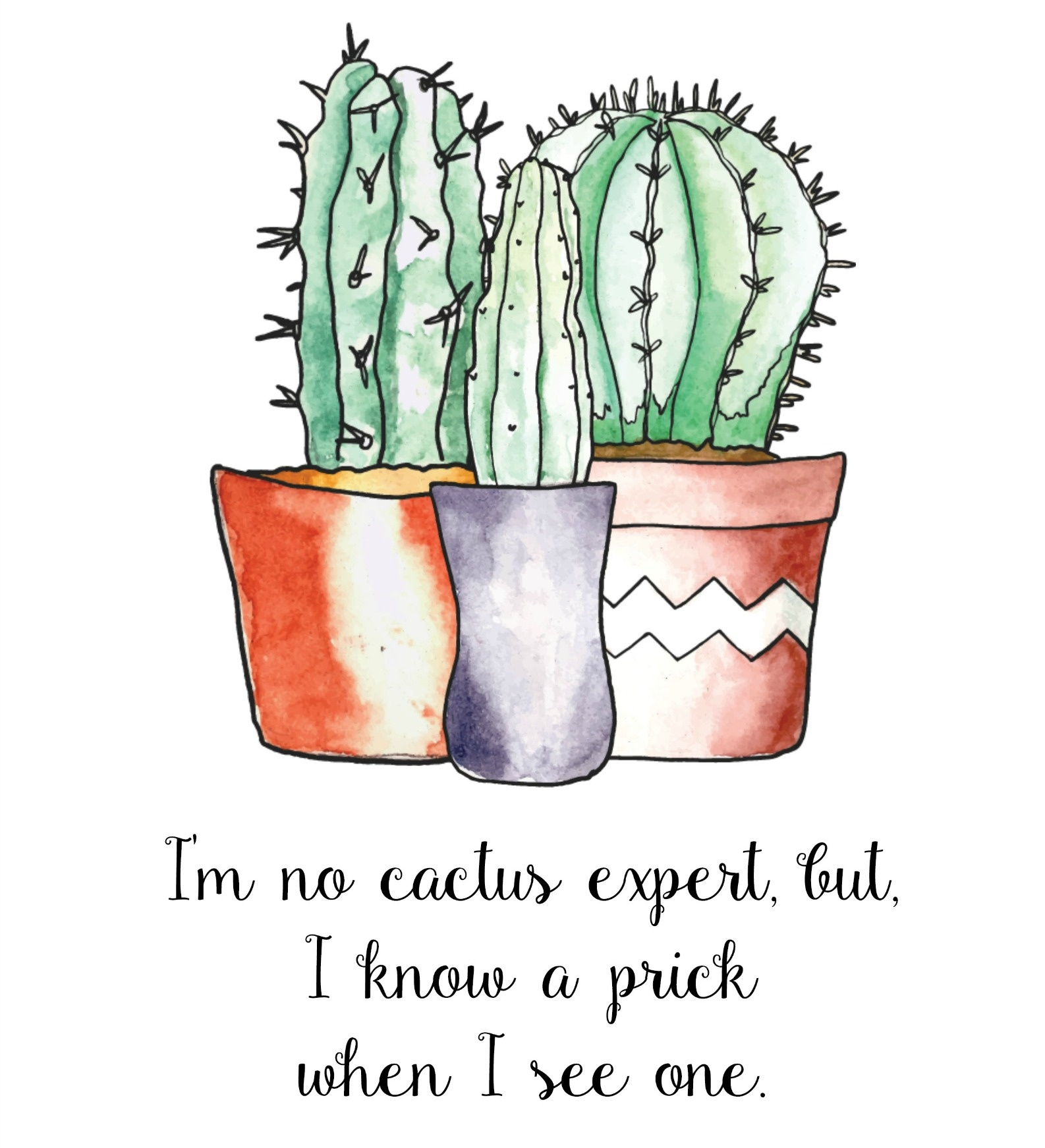 More Printables! Download Your Free Fun Cactus Printables Today! - Free Printable Cactus