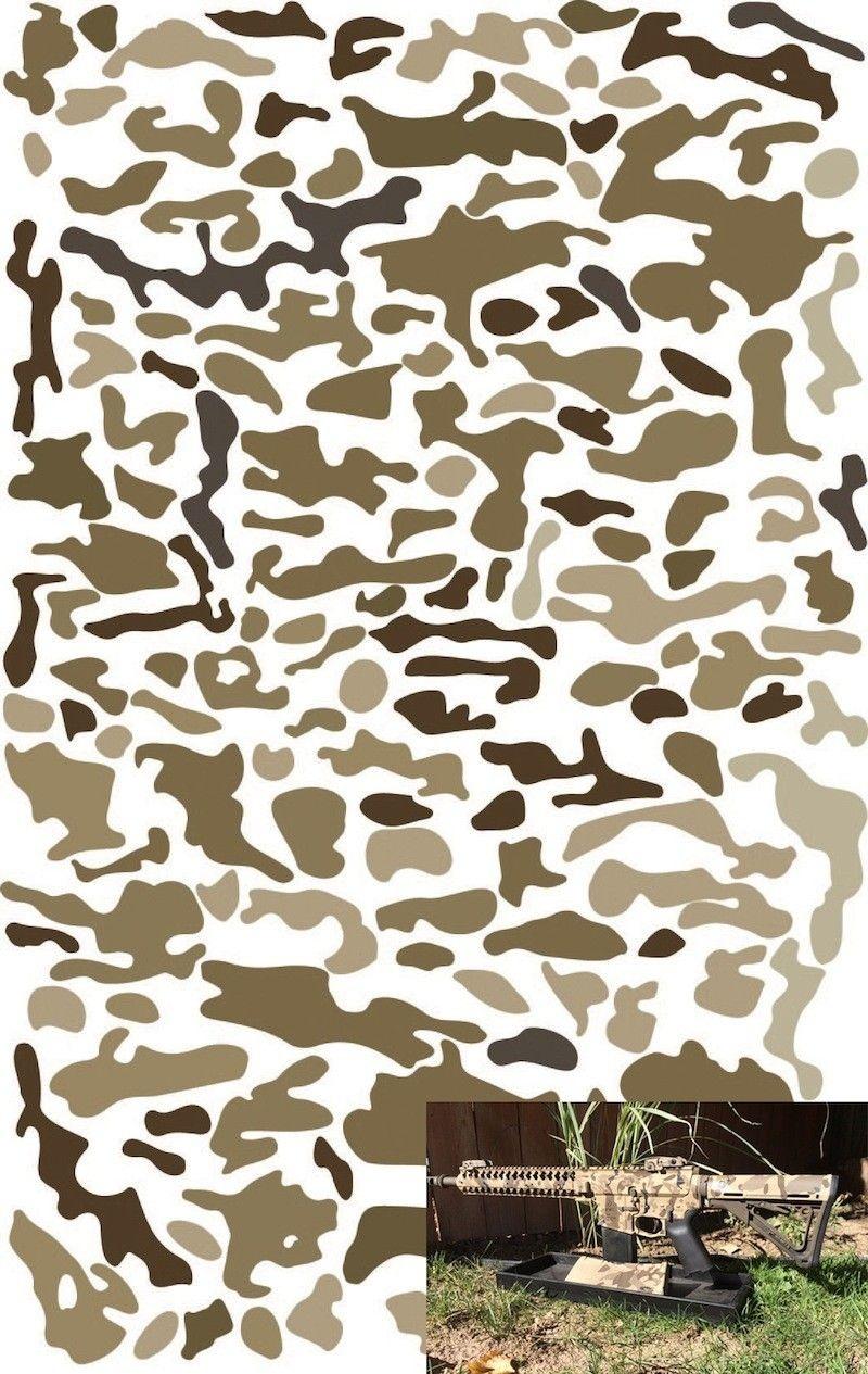 Multicam Pattern Stencils | Stencil | Camo Stencil, Cricut Stencils - Free Printable Camouflage Stencils