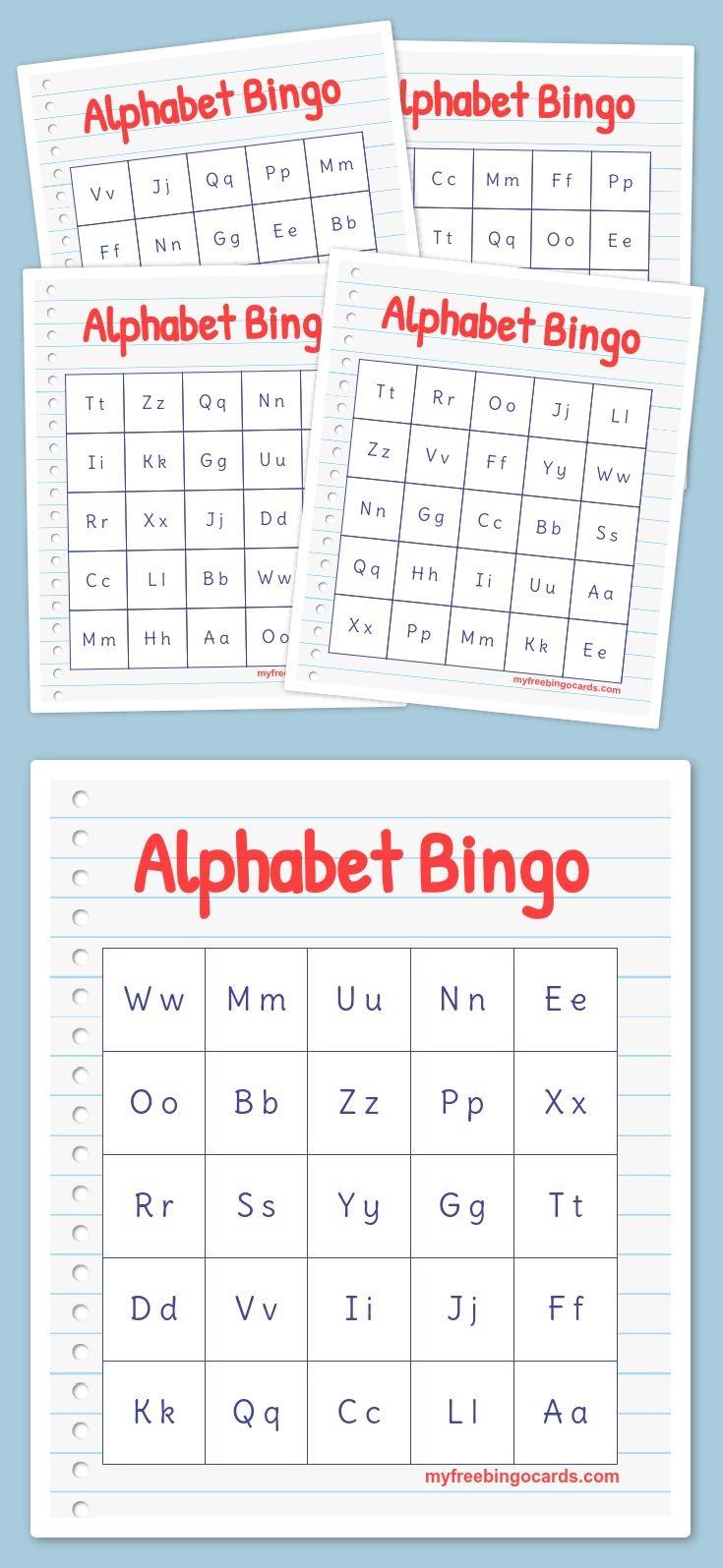 Myfreebingocards | Tubidportal - Free Printable Bingo Cards 1 75