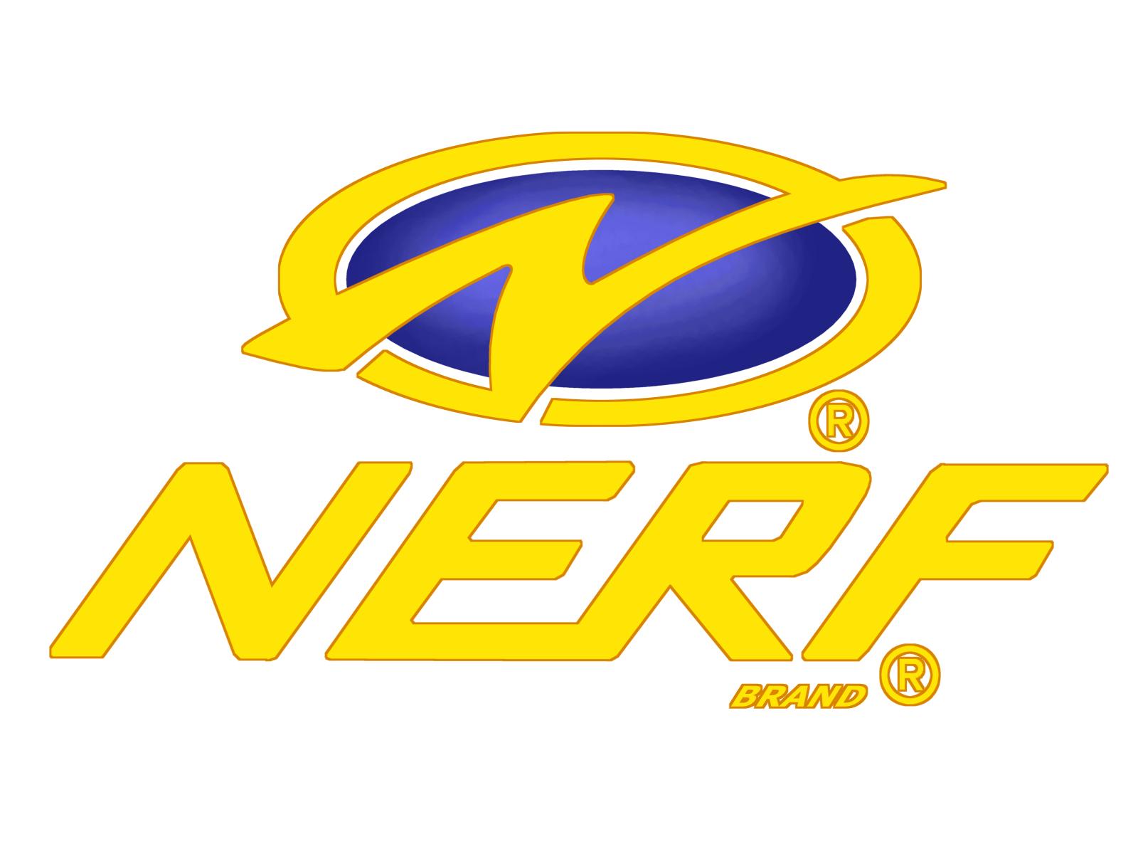 Nerf Logo - Free Transparent Png Logos - Free Printable Nerf Logo