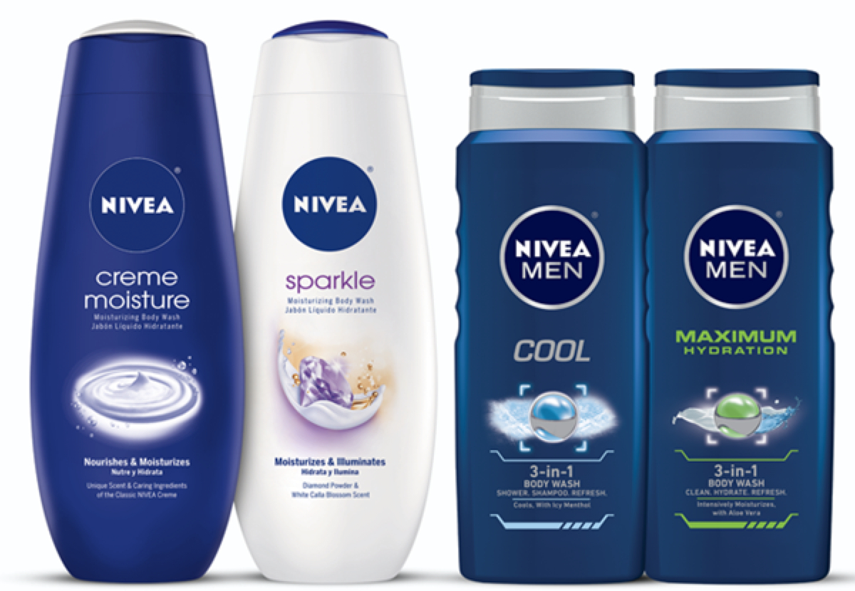 New $3/2 Nivea Body Wash Products Coupon - Hip2Save - Free Printable Nivea Coupons