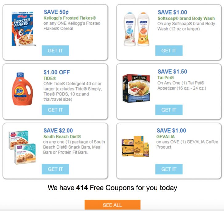 Free Printable Food Coupons For Walmart