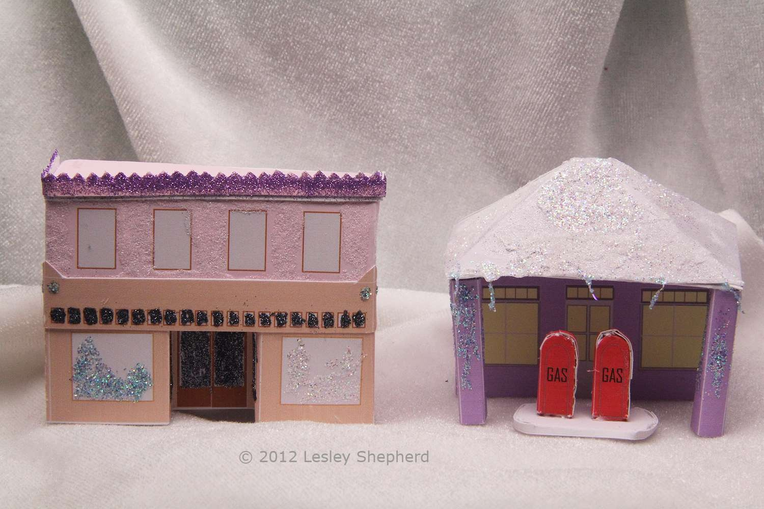 Online Resources For Free Printable Miniature Buildings - Free Printable Model Railway Buildings