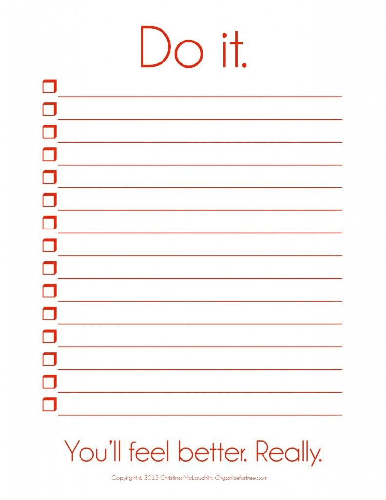 Pallet Shelves | <3Printables&clipart <3 Group Board | To Do Lists - Free Printable To Do List Pdf