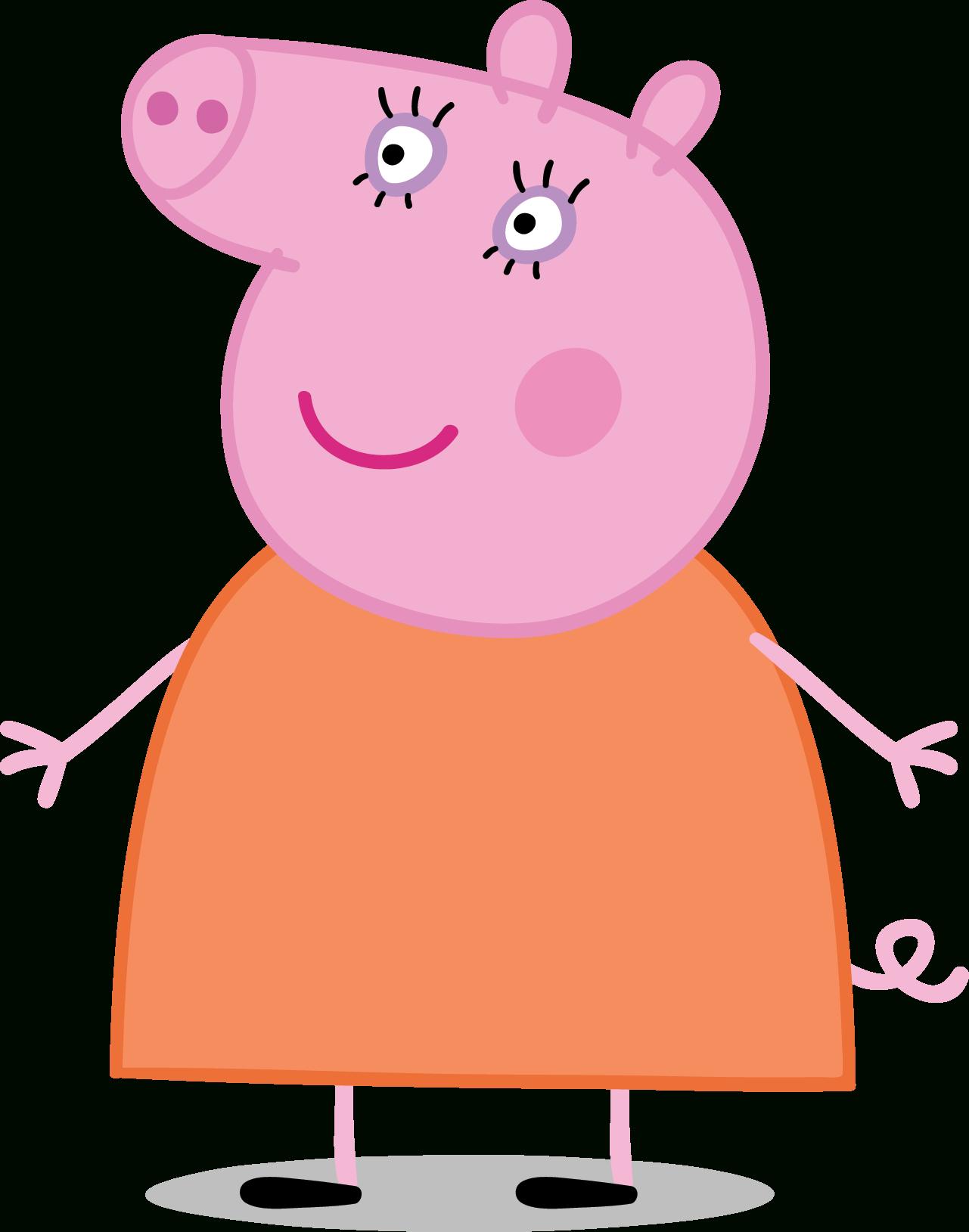 Peppa Pig Partner Toolkit - Peppa Pig Character Free Printable Images