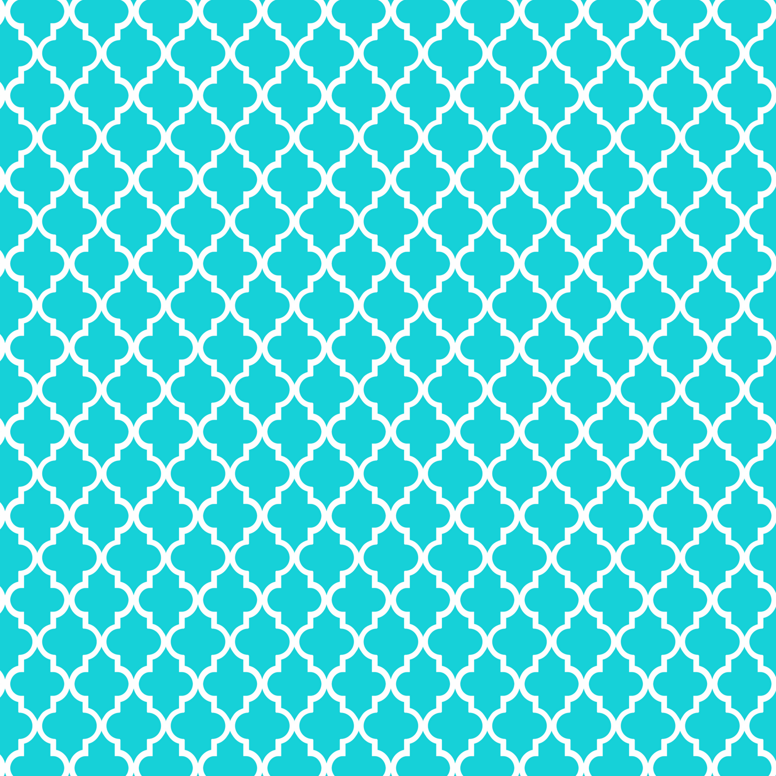 Phi Mu Quatrefoil Free Printable Patterns! No Pink Though - Free Printable Moroccan Pattern