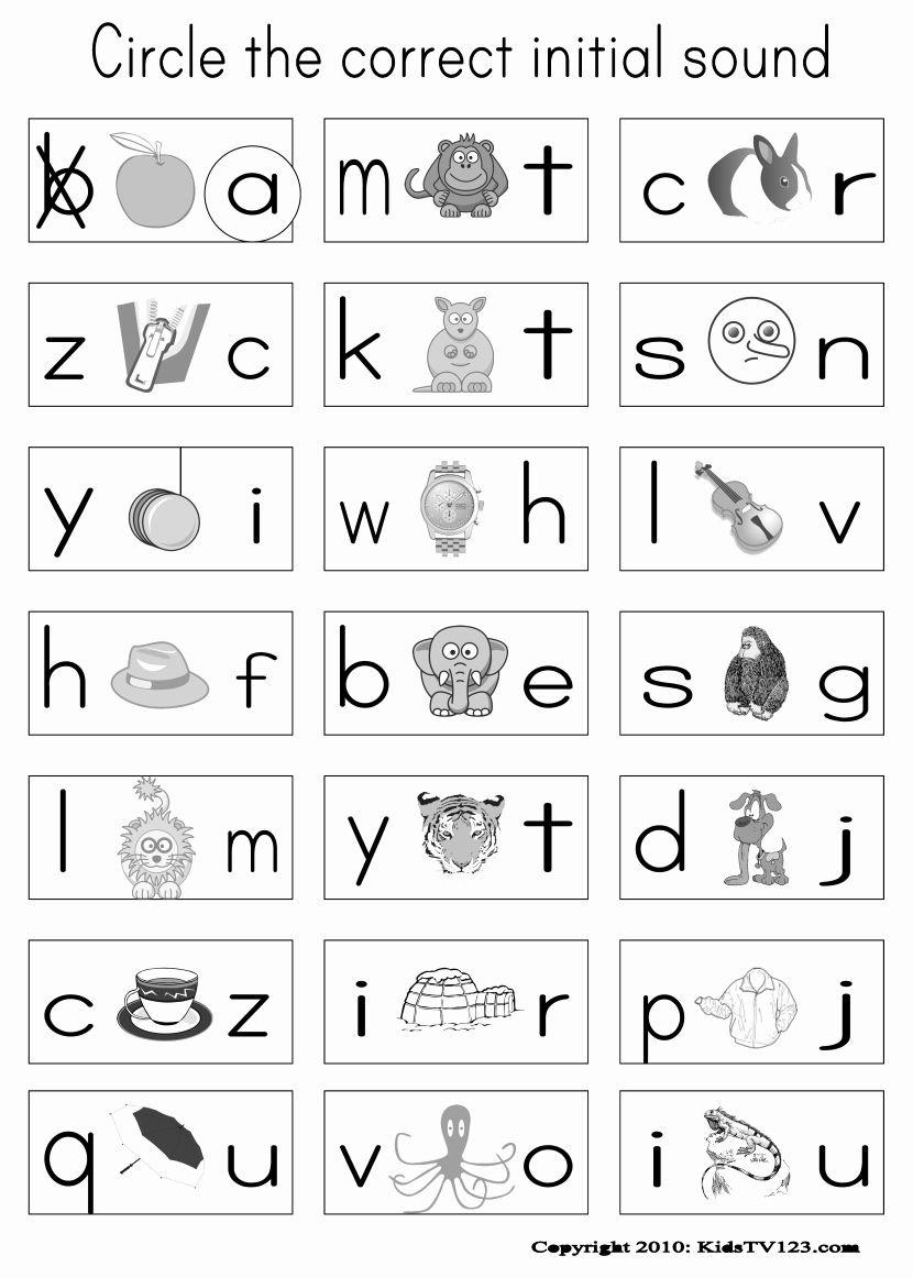 Phonics Worksheets Pdf Awesome Kindergarten Phonics Worksheets - Jolly Phonics Worksheets Free Printable