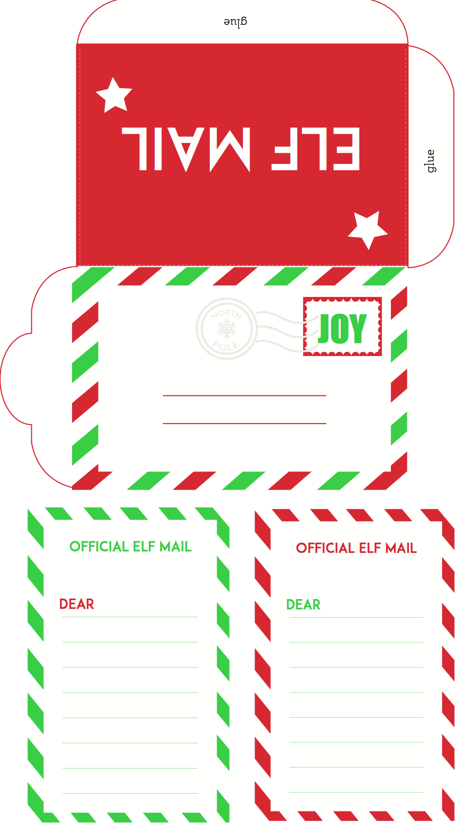 Pimp Your Elf On The Shelf – Free Printables | Take It From Mummy - Elf On The Shelf Printable Props Free