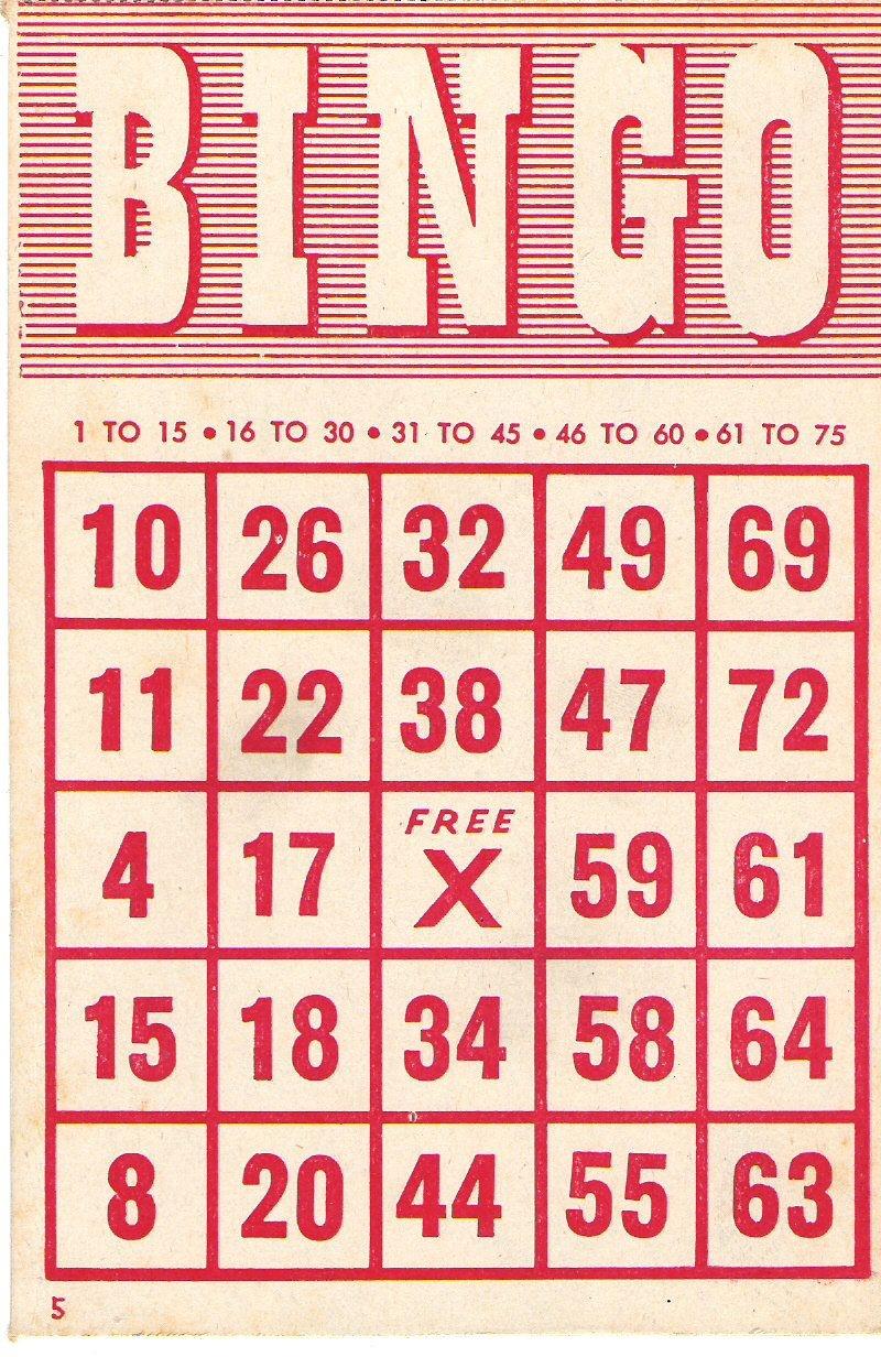 Pin Van Jeanne Vantilborgh Op Scrappen: Project Life Kaartjes - Free - Free Printable Bingo Cards 1 75