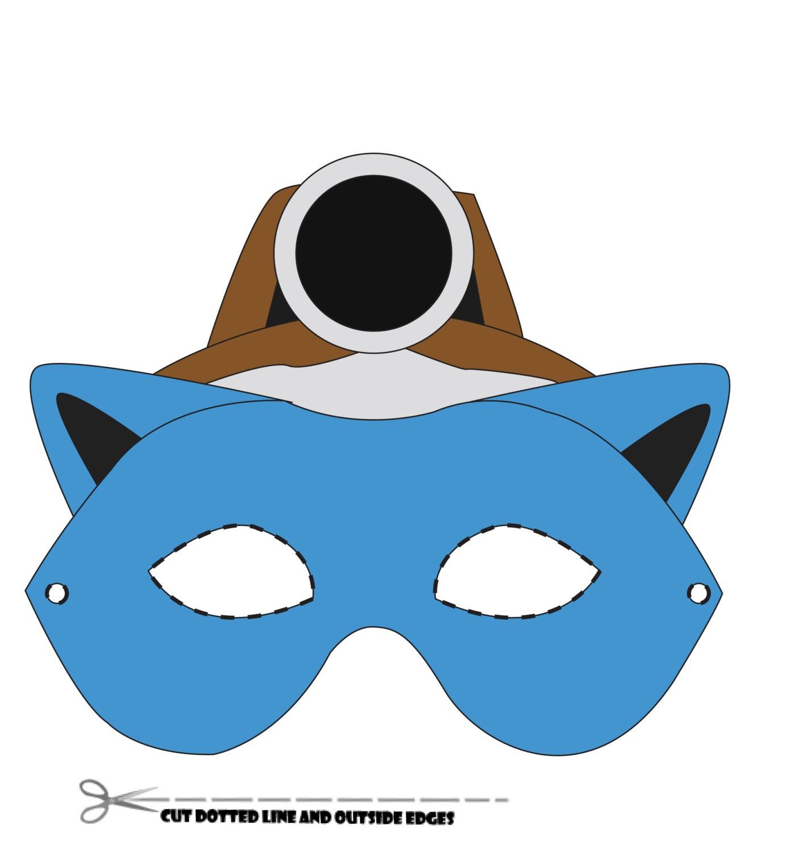 Pokemon Mask Printable - Design Templates - Free Printable Pokemon Masks