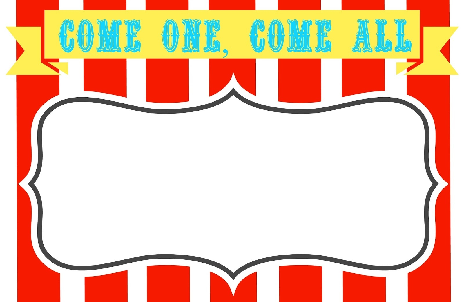 Popcorn Template   Free Download Best Popcorn Template On Clipartmag - Free Printable Sign Templates