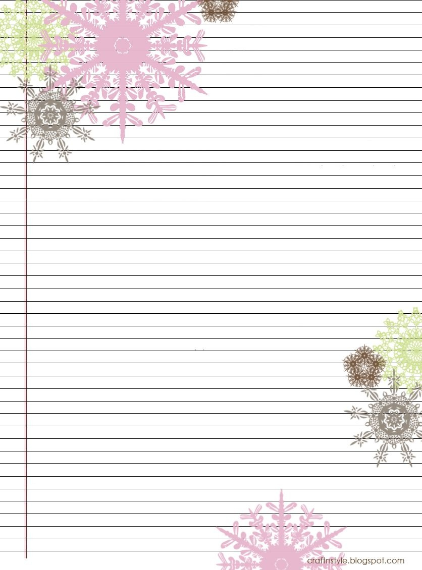 Pretty Printable Stationery Free | Stationery Products | Printable - Free Printable Lined Stationery