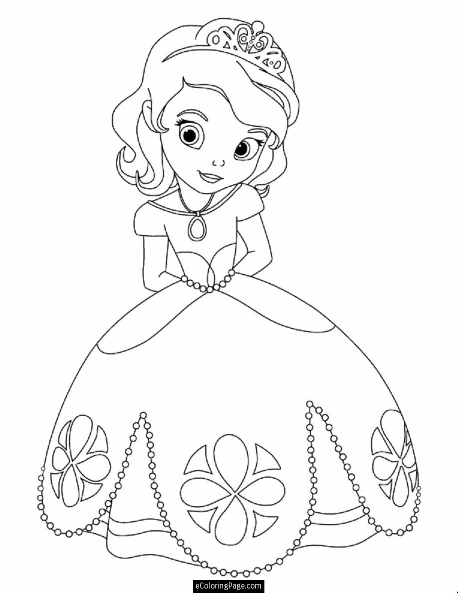 Princess Coloring Pages Free Printable Princess Coloring Pages - Free Printable Princess Coloring Pages