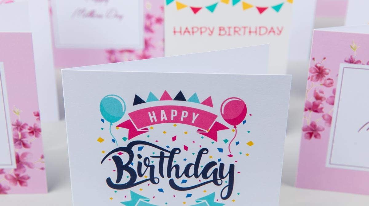 Print Greeting Cards | Custom Greeting Cards | Digital Printing Uk - Create Greeting Cards Online Free Printable