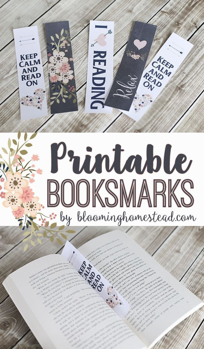 Free Printable Bookmarks For Libraries