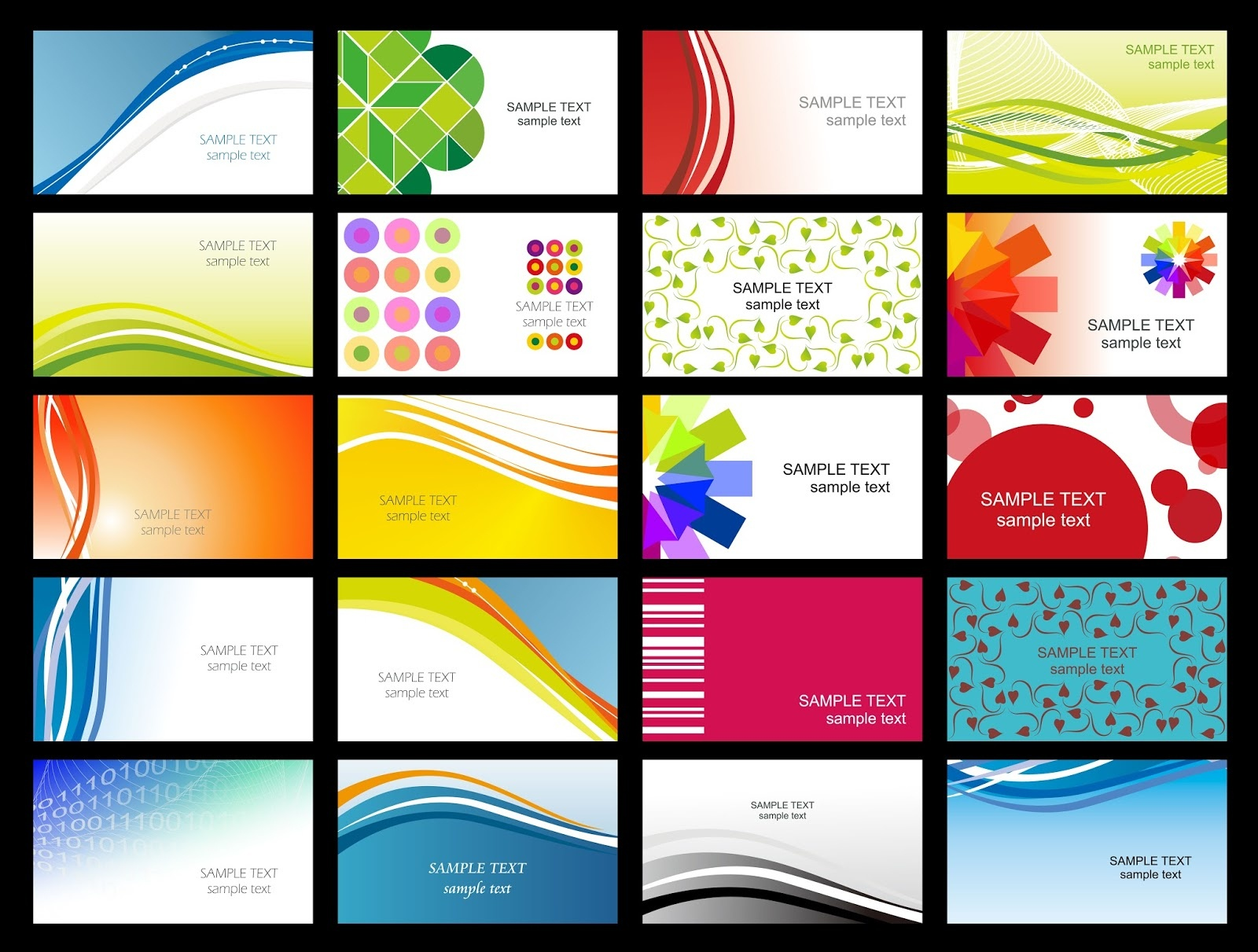 Printable Business Card Template - Business Card Tips - Free Printable Business Card Templates For Word