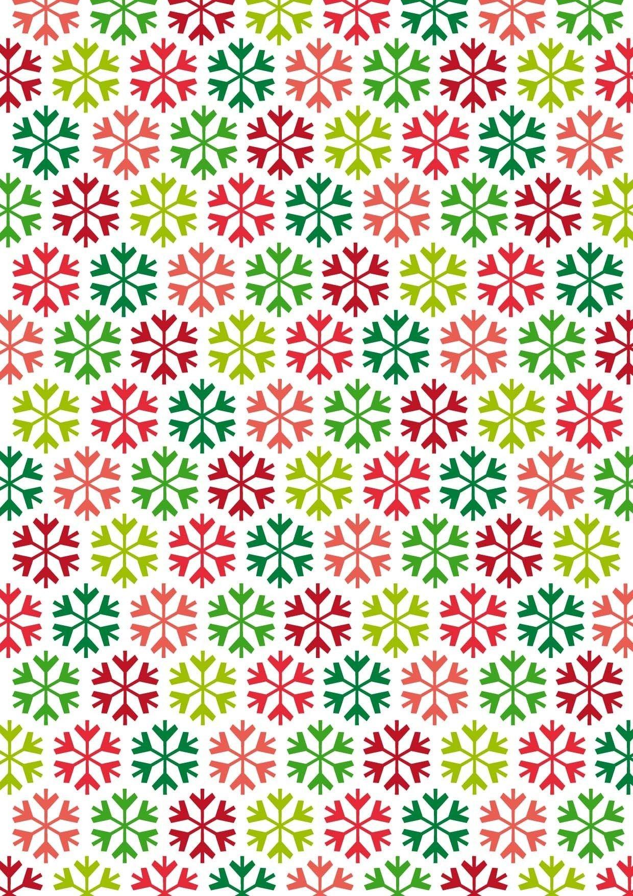Printable Christmas Paper - Tutlin.psstech.co - Free Printable Christmas Paper