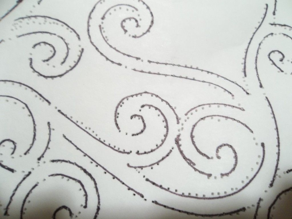 Printable Continuous Line Quilting Patterns | Easy Free Motion - Printable Free Motion Quilting Templates