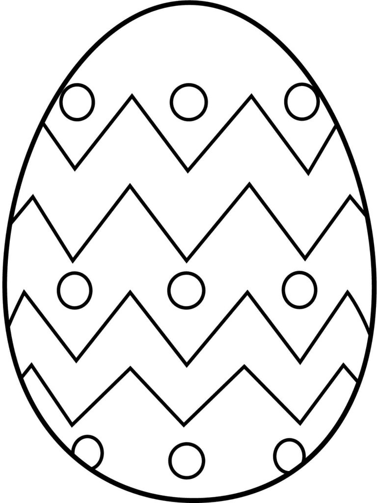 Printable Easter Egg | Free Coloring Pages On Art Coloring Pages - Coloring Pages Free Printable Easter