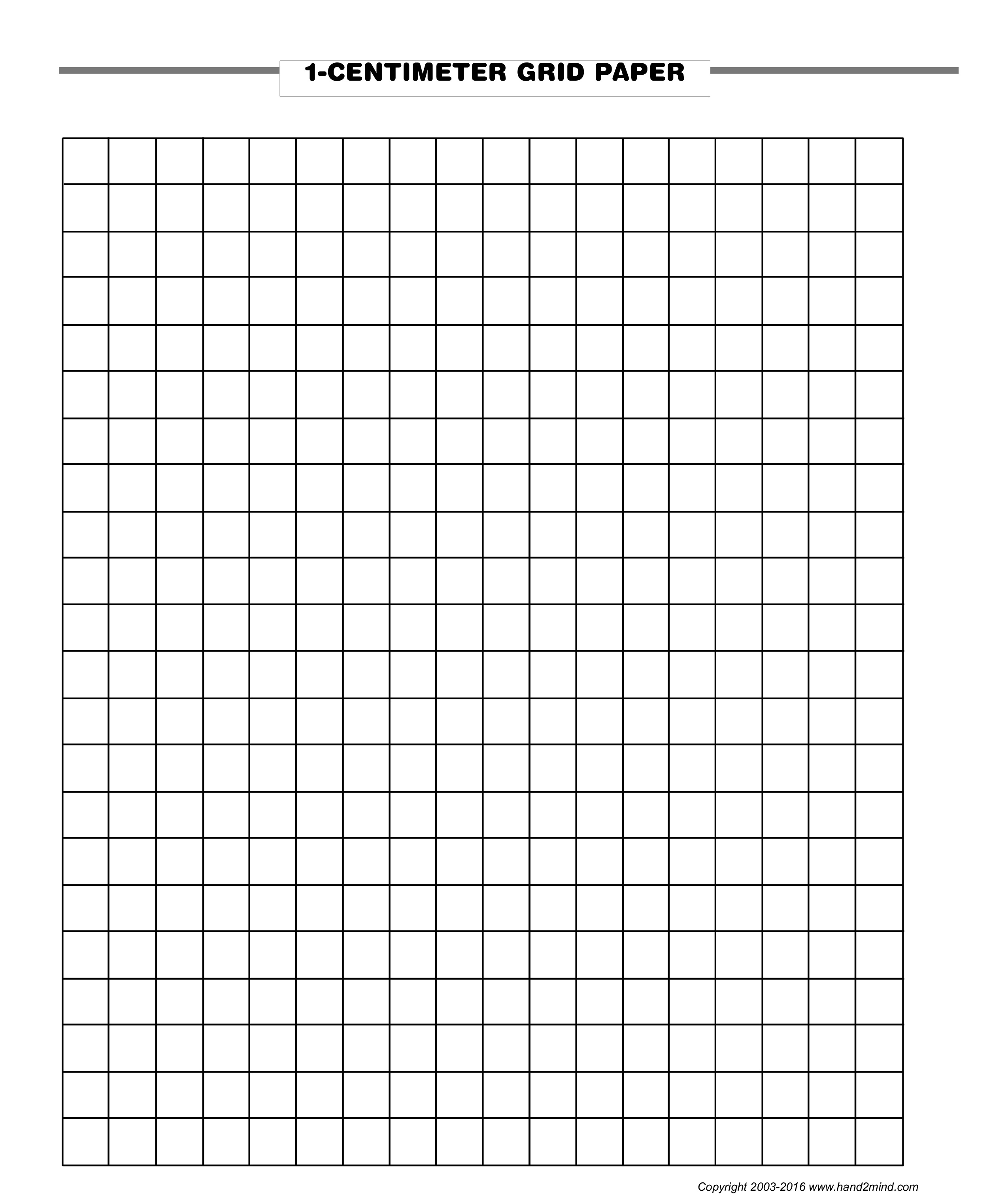 Printable Graph Paper Cm - Demir.iso-Consulting.co - Free Printable Graph Paper