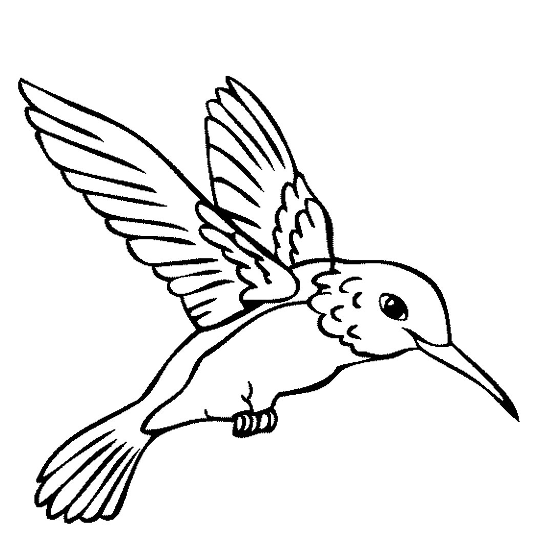 Printable Hummingbird Coloring Pages | Coloringme - Free Printable Pictures Of Hummingbirds