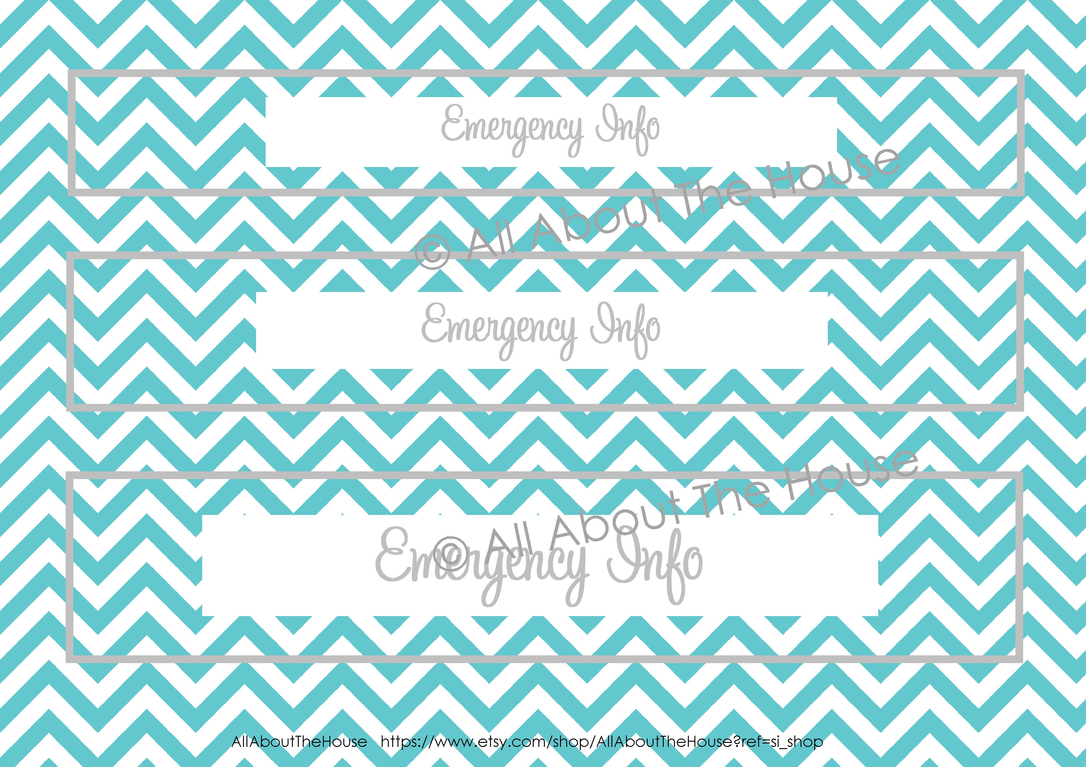 Printable Label | Allaboutthehouse Printables - Free Printable Chevron Labels