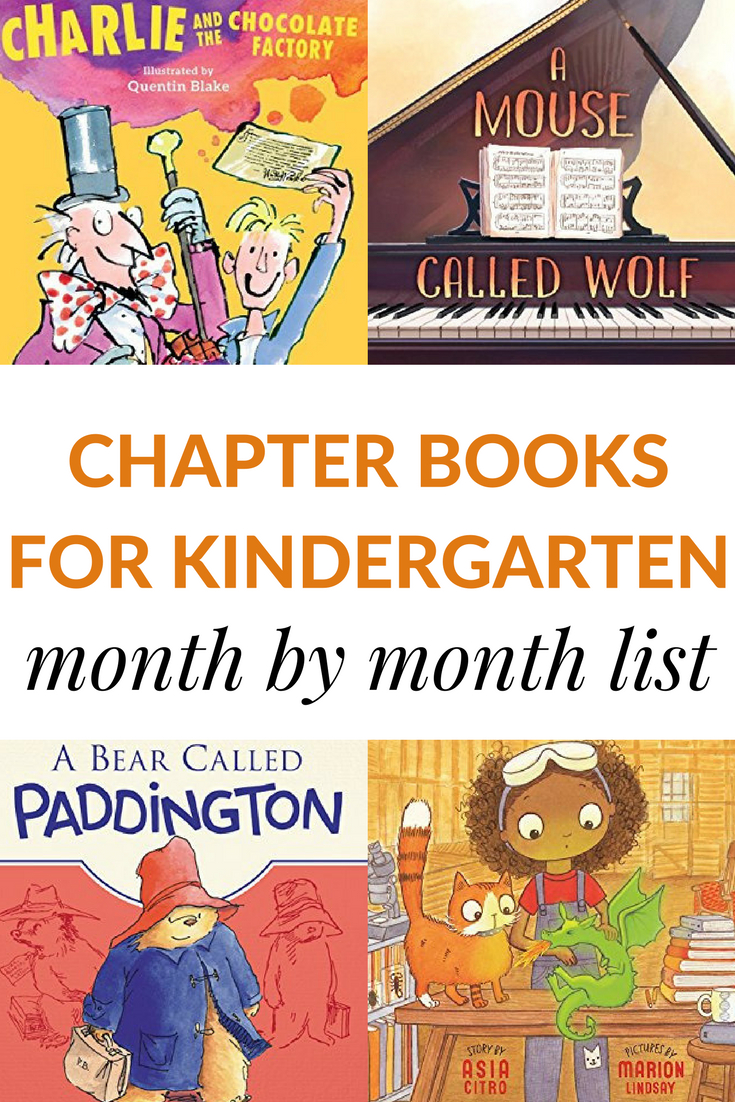 Printable List Of Kindergarten Month-By-Month Read-Alouds | There's - Free Printable Kindergarten Reading Books