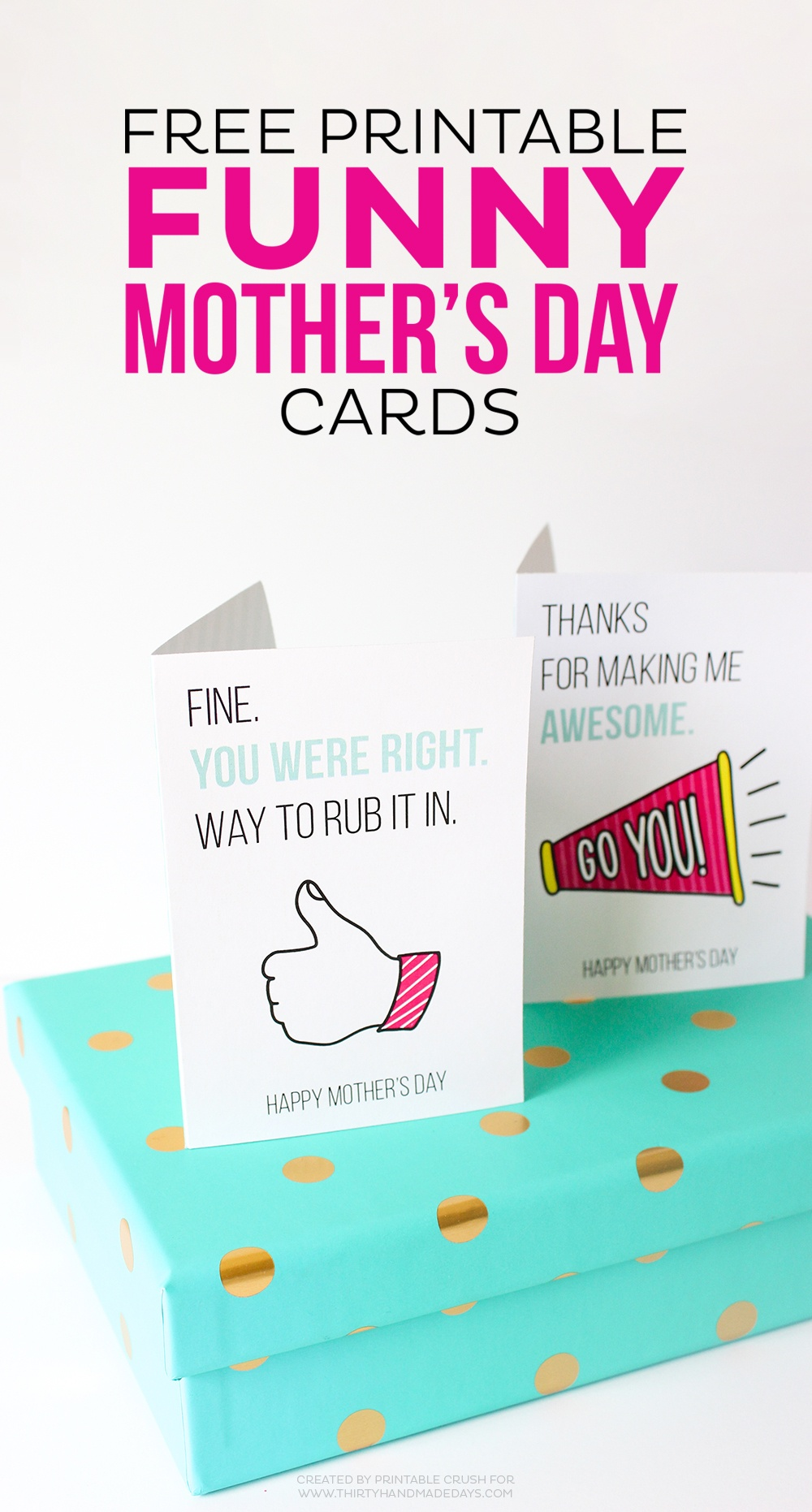 Printable Mother's Day Cards - Free Printable Mothers Day Cards