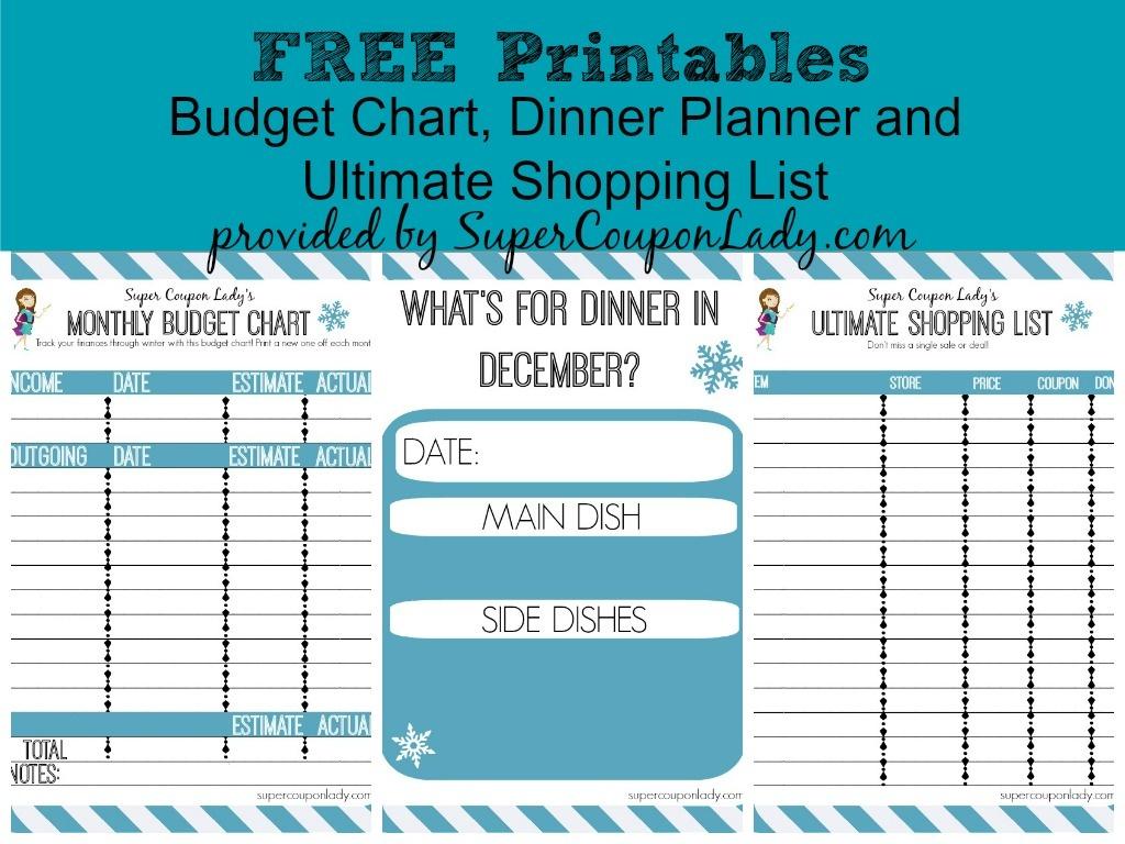 Printable ~ Page 197 Of 227 ~ Charts Collection - Budgeting Charts Free Printable