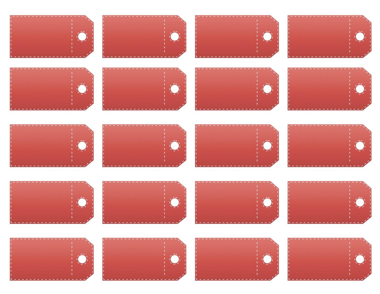 Printable Price Tag Templates | Make Your Own Price Tag Labels - Free Printable Price Labels