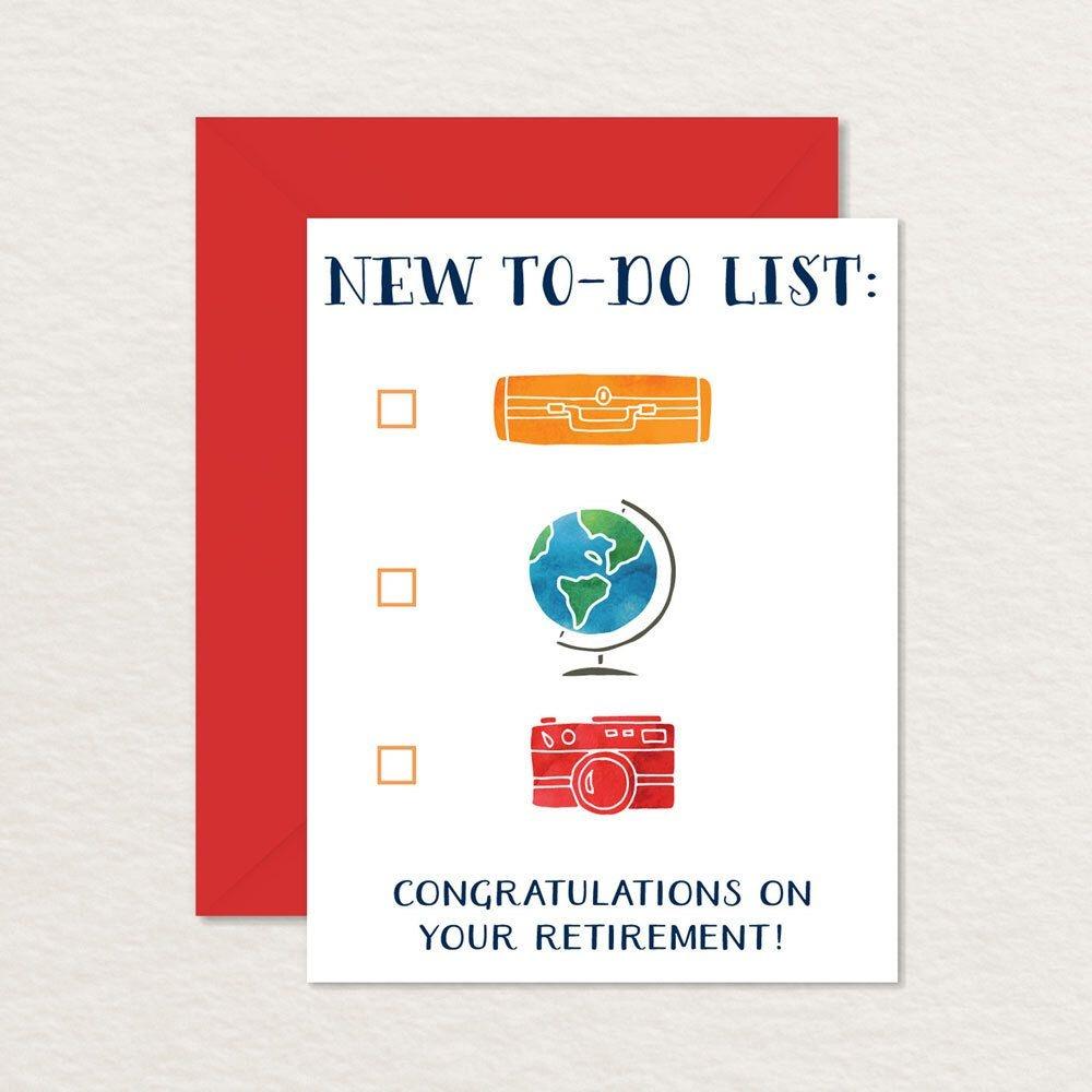Printable Retirement Card / Congratulations Retirement Printable - Free Printable Retirement Cards