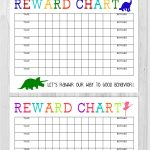 Printable Reward Chart   The Girl Creative   Free Printable Charts For Kids
