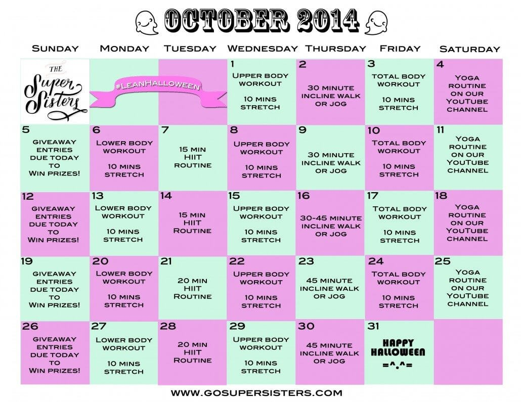 Printable Workouts Routines | Ellipsis - Free Printable Workout Plans