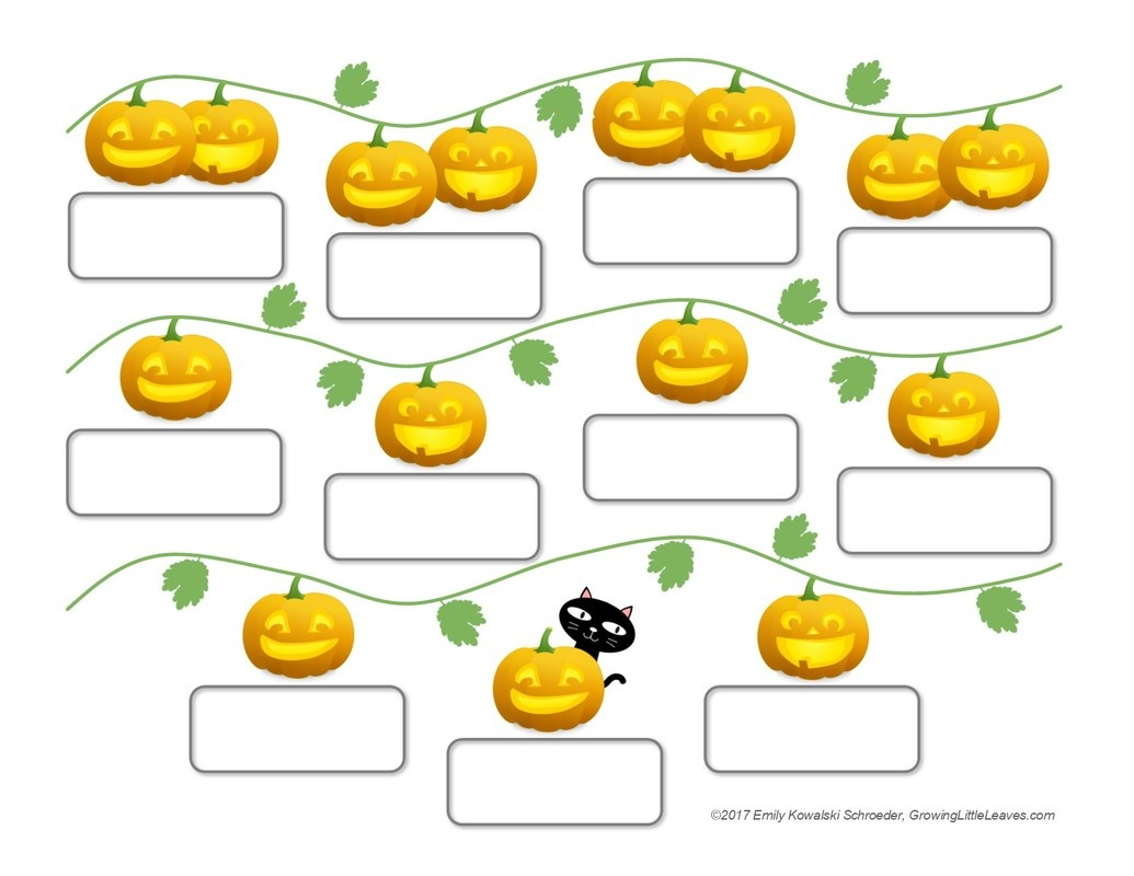 Printables - Growing Little Leaves: Genealogy For Children - Free Printable Patient Education Handouts