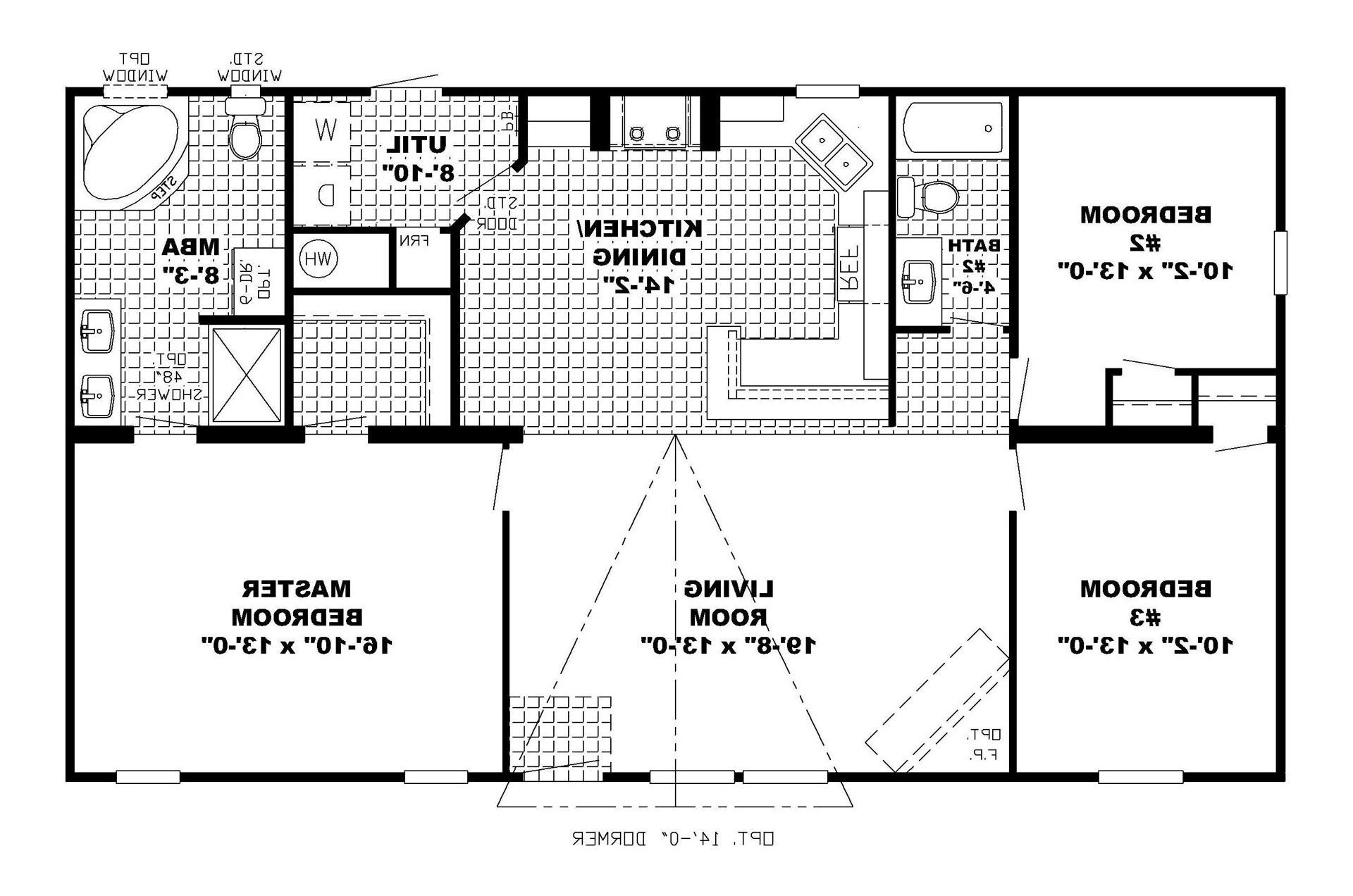 Ranch Style House Plans Open Concept Floor Free Printable Small Sq - Free Printable Small House Plans