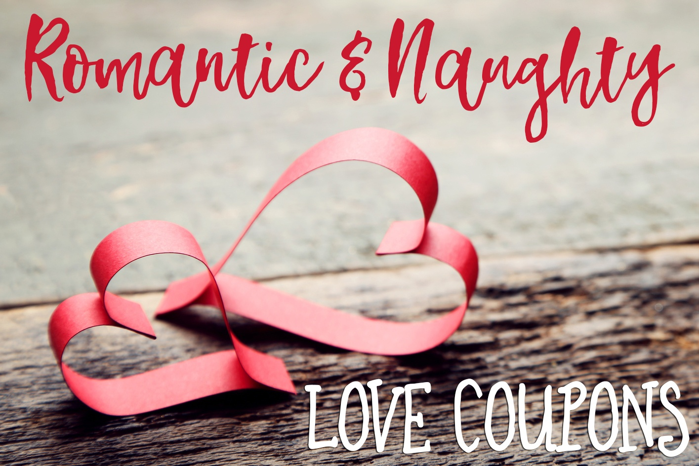Romantic And Naughty Printable Love Coupons For Him • Glitter N Spice - Free Printable Coupon Book For Boyfriend