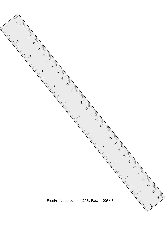 Rulers To Print For Free | Recent Headlines Steve Harvey Morning - Free Printable Ruler