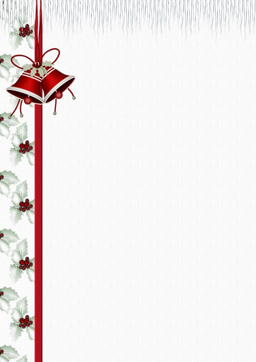 """Search Results For """"Free Christmas Letterhead Borders - Free Printable Christmas Stationery Paper"""