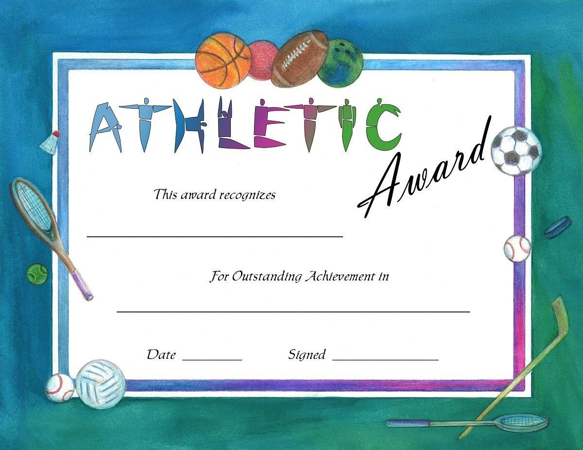 Soccer Award Certificates Template | Kiddo Shelter | Blank - Free Soccer Award Certificates Printable