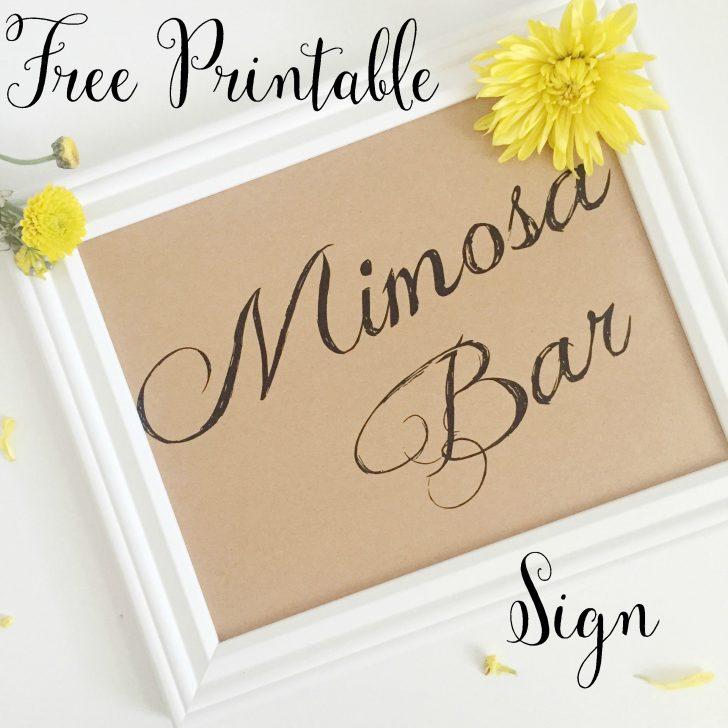 Free Printable Bridal Shower Cards