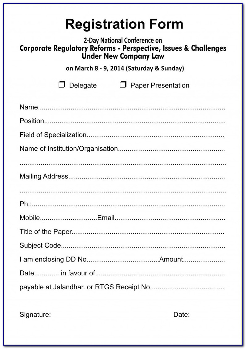 Sports Camp Registration Form Template Word - Form : Resume Examples - Free Printable Summer Camp Registration Forms