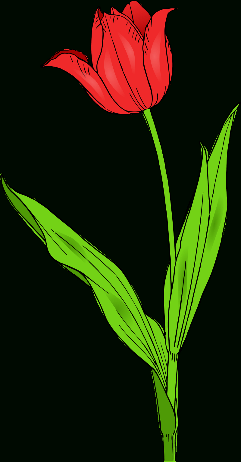 Spring Flowers Clip Art Free Printable 3 - Cliparting - Free Printable Clip Art Flowers