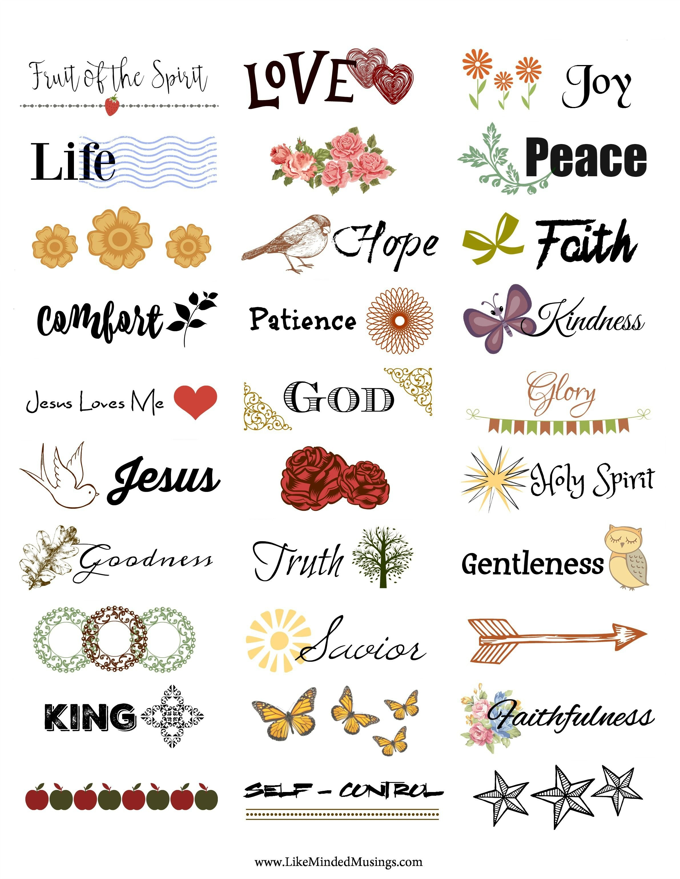 Subscribe Now | Bible Study Resources, Verses And Bible Apps | Bible - Scrapbooking Die Cuts Free Printable