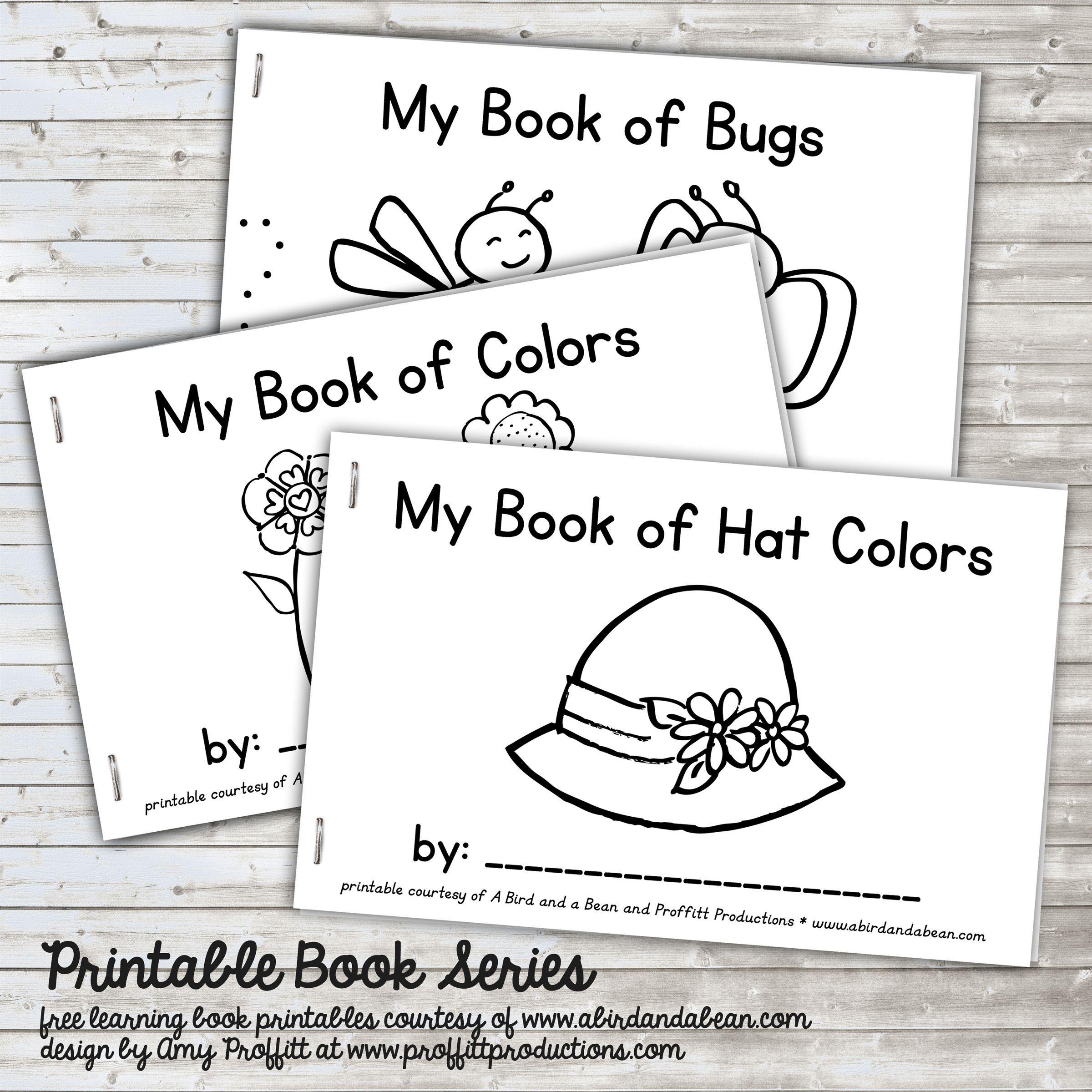 Summer Book Series :: Free Printable | School | Summer Books - Free Printable Kindergarten Reading Books